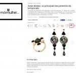 Matéria do portal MdeMulher da editora abril de maio de 2014
